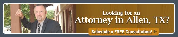 Attorney in Allen, TX