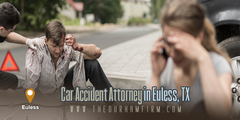 Car accident attorney Euless, TX