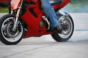 Motorcycle Accident Injures South Texas