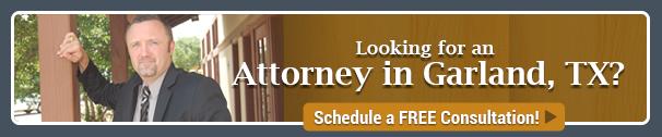 Attorney Garland TX