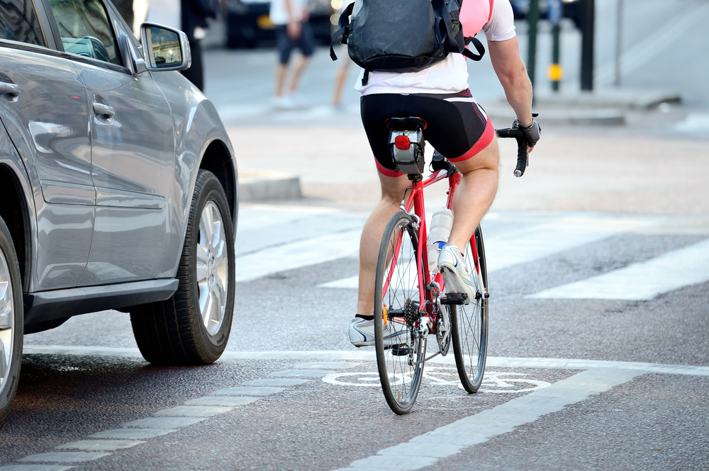 cyclist's rights on the street - Todd Durham Law Firm, Lewisville, TX