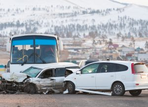 A bus accident has its own rules and regulations to consider.
