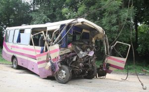 East Texas Bus Crash Kills High School Coach