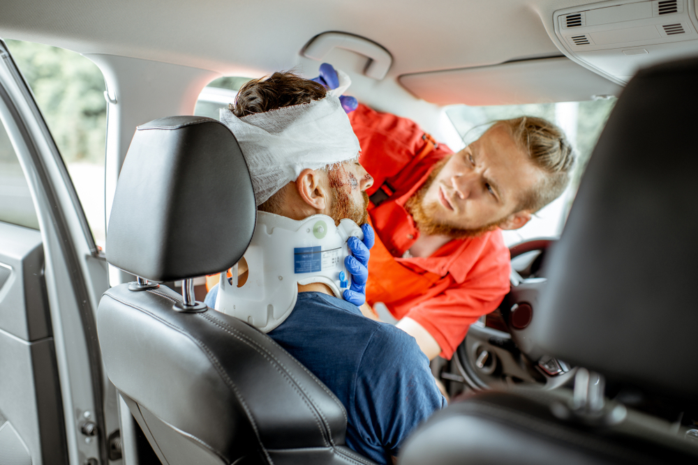 life-changing head injury in a car accident - Todd R Durham Law Firm, Lewisville, TX