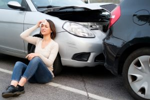 Following a car accident, hire an attorney to recover losses.