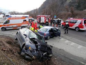 Pedestrian Involved in Fatal Crash Involving Patrol Car