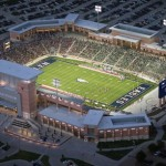 high school football powers stadium allen