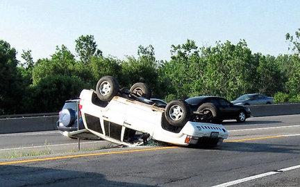 rollover accident statistics